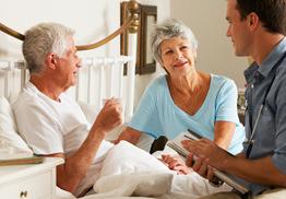 Восстановление пожилого человека после инфаркта